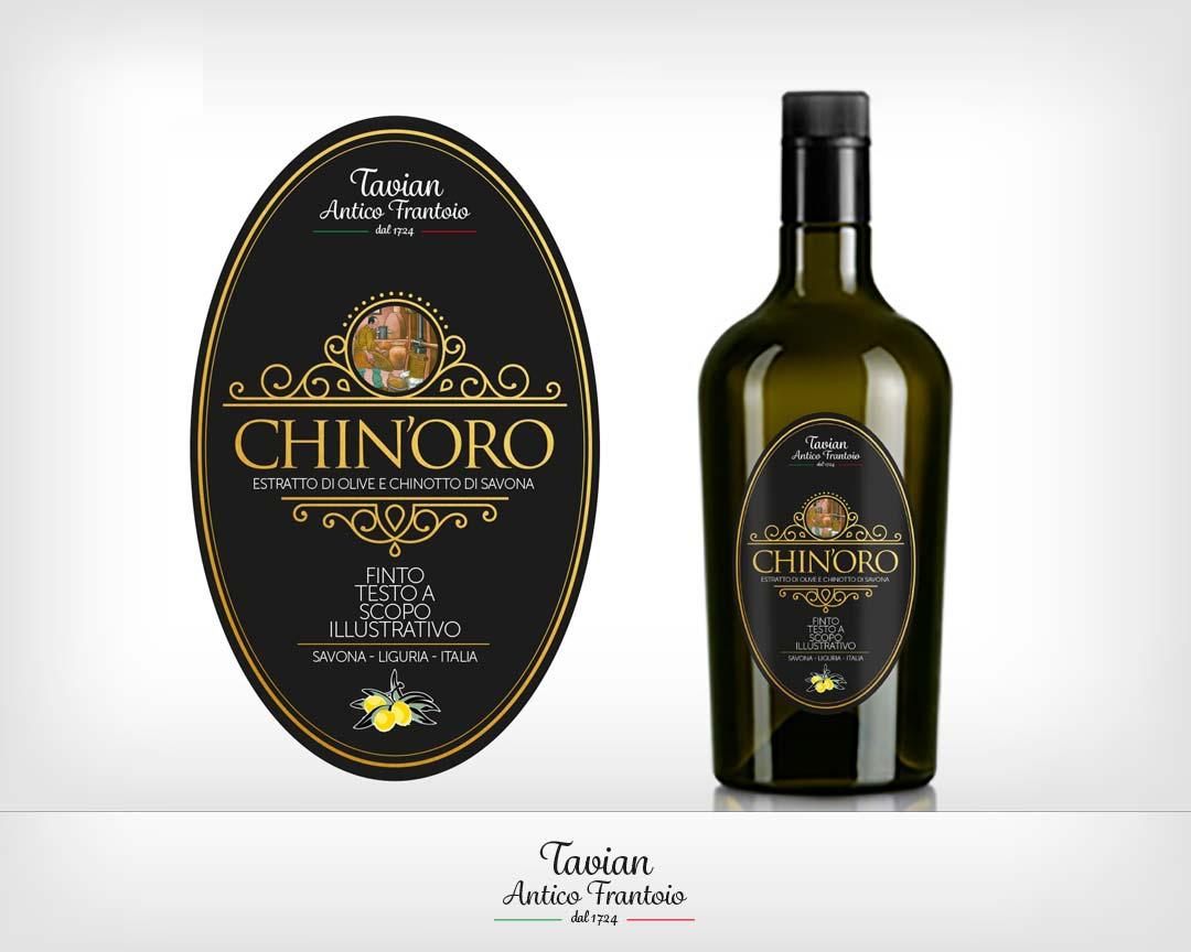 Chin'Oro – Antico Frantoio Tavian
