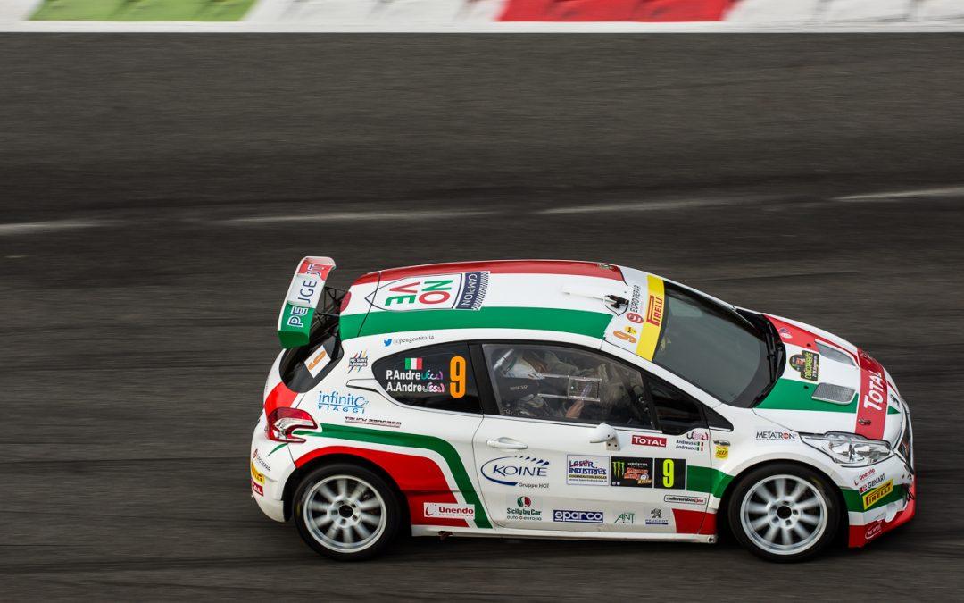Monza Rally Show 2015 insieme a Peugeot Italia