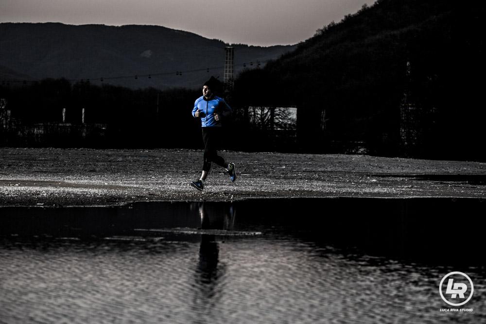 Matia Oliveri runner