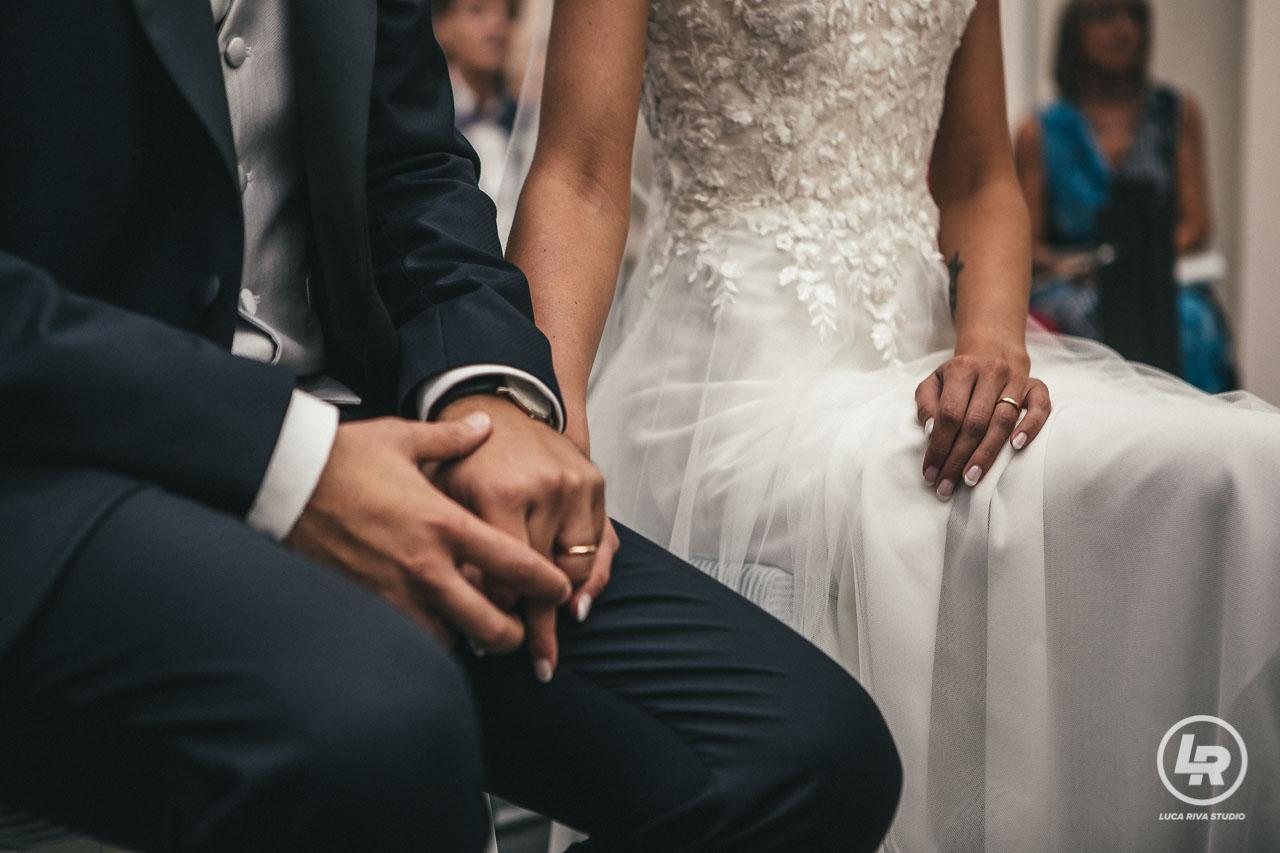 le fedi degli sposi a loano