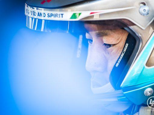 Tomoyuki Shinkai Test Rally Roma Capitale 2017